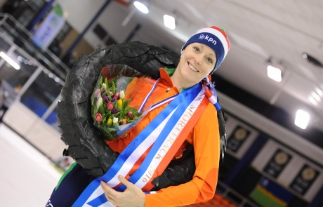 Nederlands kampioen shorttrack