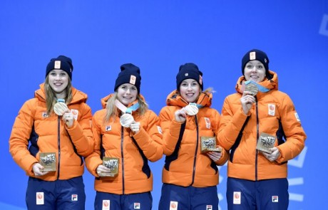 Olympisch brons Relay shorttrack